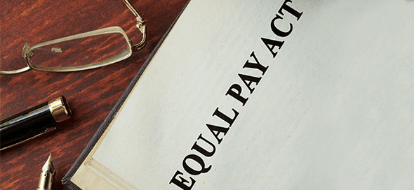 "Document titled ""Equal Pay Act"""